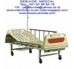 Ranjang Rumah Sakit ABS-1M Harga Murah Standar Ranjang RS