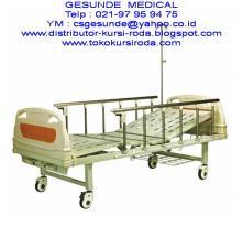 Ranjang Rumah Sakit ABS-2M Jual Murah Bonus Matras