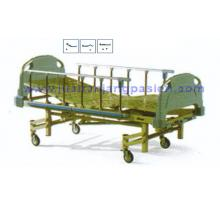 Ranjang Pasien Acare 3 Engkol Manual Harga Murah Bonus Matras Bed