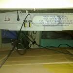 mesin ranjang pasien elektrik acare 5 engkol