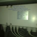 panel mesin ranjang rs 3 crank elektrik