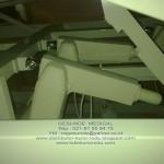 posisi mesin ranjang hospital bed onemed