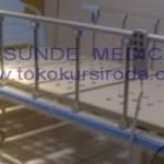 siderail acare tempat tidur pasien rs