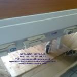 sistem 3 engkol hospital bed