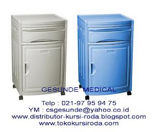 Jual Bedside Cabinet ABS