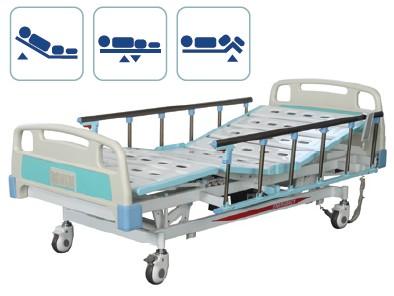 ranjang pasien 3 crank